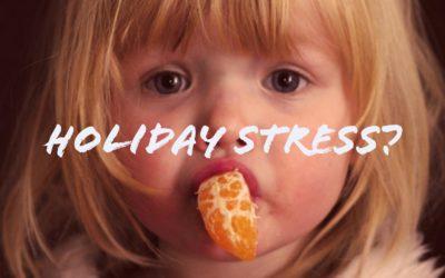 AP#3 – Holiday Stress