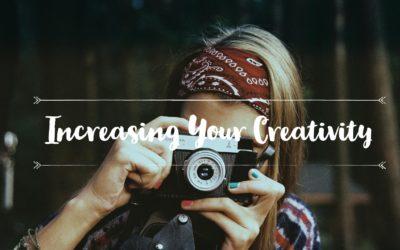AP#6 Increasing Your Creativity