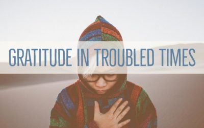 #17 Gratitude In Troubled Times