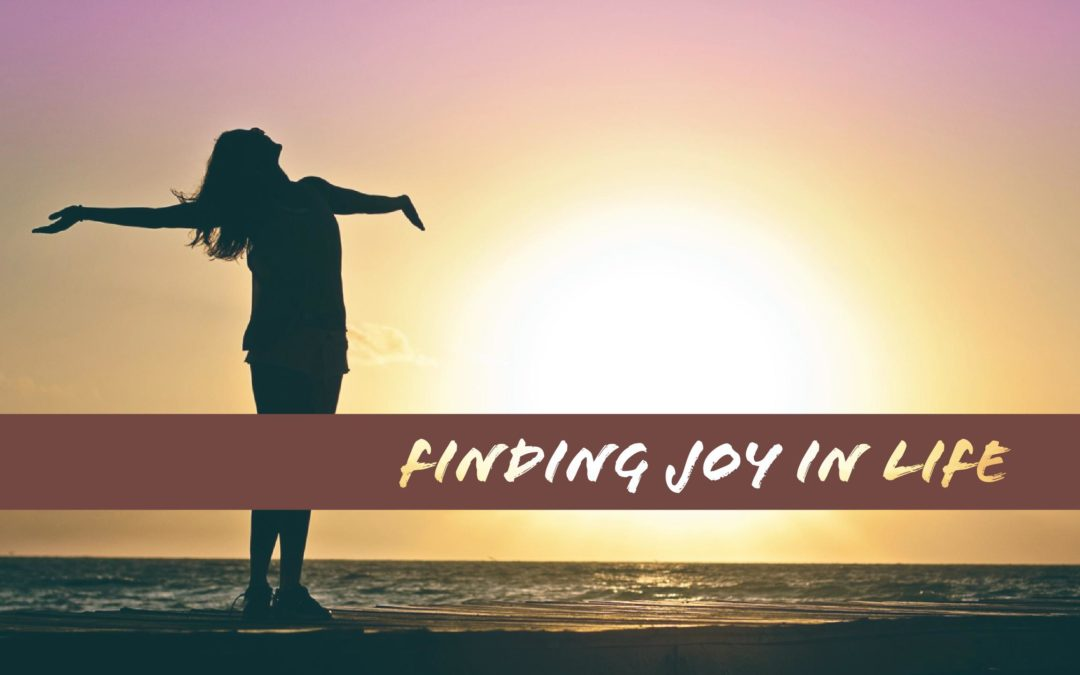 Finding Joy In Life